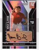 Homer Bailey elite auto